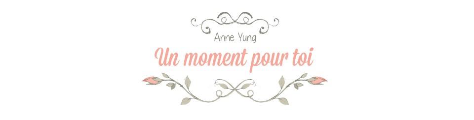 Logo Anne Yung : un moment pour toi.